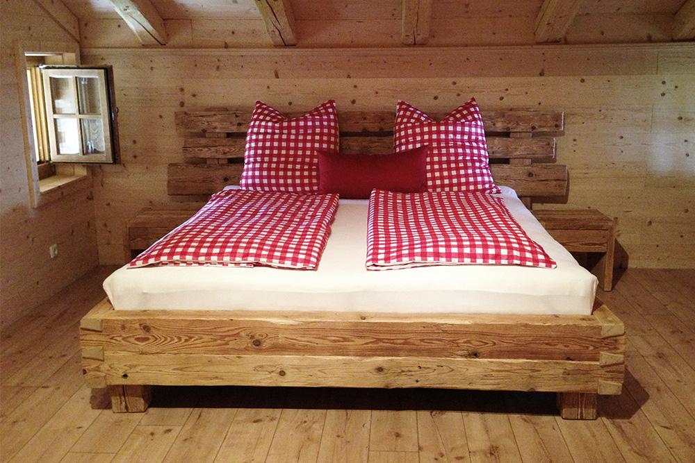 Modernes Bett ist gut stil für ihr haus ideen